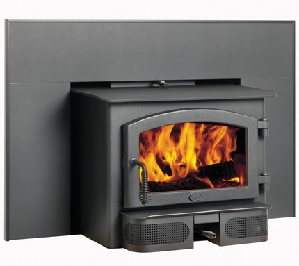 LOPI REPUBLIC 1750I INBUILT WOOD FIREPLACE