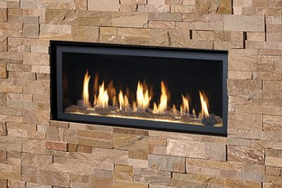 LOPI 3615 HOGS2 LINEAR GAS FIREPLACE