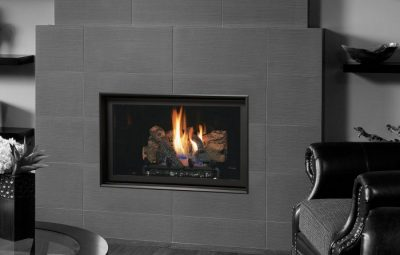 Lopi 564 GS2 Clean Face Inbuilt Gas Fireplace