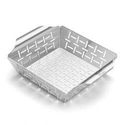 Weber® Small Stainless Steel Grill Basket