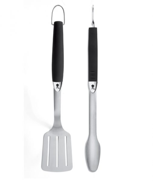 Weber® 2 Piece Stainless Steel Tool Set
