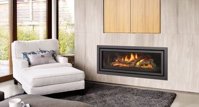 Regency GF1500L Inbuilt Gas Fireplace