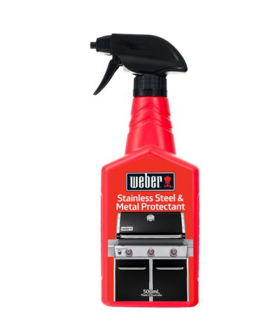 Weber® Stainless Steel & Metal Protectant