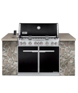 Weber® Summit® E-660 Built In