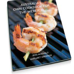 Weber® Australia's Own Cookbook for the Weber Q