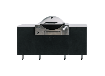 SustainaPod Byron Outdoor Kitchen for Weber Q3600 & Weber Summit BBQs