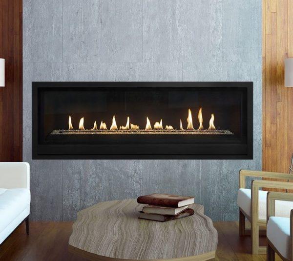 Lopi ProBuilder 54 Linear Gas Fireplace
