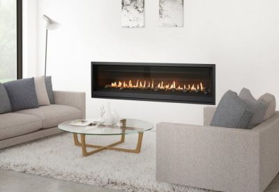 Lopi ProBuilder 72 Linear Gas Fireplace