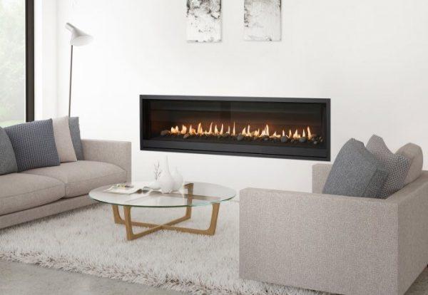 Lopi ProBuilder 72 Linear Gas Fireplace